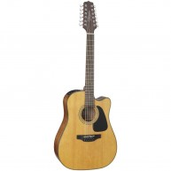 Takamine GD30CE12-NAT 12 String Dreadnought Acoustic Electric Guitar Natura