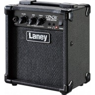 Laney Model LX10 BK Black 10 Watt Electric Guitar Combo Practice Amplifier