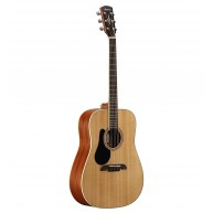 Alvarez AD60L Artist Series Left-Handed Dreadnought Size Acoustic Guitar -