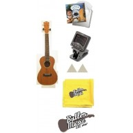 """Stagg Model UC80S Concert Size """"AA"""" Grade Ukulele w/Tuner, Strings & More!!"""