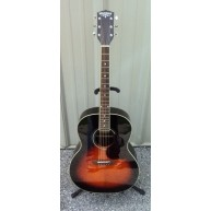 Washburn Model LSJ743STSK Lakeside Series Acoustic Guitar w/Case - Blem #B3