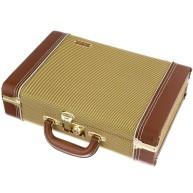 Genuine Fender Mississippi Saxophone Tweed Harmonica & Utility Case #099101