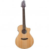 Breedlove Pursuit Concert 12 String - Acoustic Electric USB Guitar wIth Gig