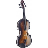 Stagg Model VN-4/4-SB Full Size Solid Maple Violin w/Case in a Sunburst Fin