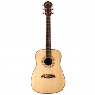 Oscar Schmidt Model OG1 - Natural Finish 3/4 Size Dreadnought Acoustic Guit