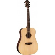 Washburn WLD20S Woodline Series Dreadnought Size Solid Spruce Acoustic Guit