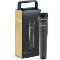 Stagg SDM70 - Pro Grade Instrument Dynamic Microphone with Cable and Case -