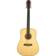 Oscar Schmidt 12 String Acoustic Guitar Model OD312-A - Demo - B-Stock