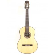 Cordoba C9 E SP Solid Top Classical Acoustic Electric Guitar with Case Blem