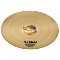 "Sabian Model XSR2012B XSR Series 20"" Bright Medium Ride Drum Set Cymbal"