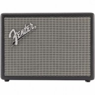 Fender Monterey Bluetooth Wireless Audio Speaker 120W Black and Silver Amp