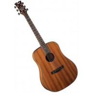 Dean Model AX D MAH Guitar - Acoustic Dreadnought Size Mahogany Guitar