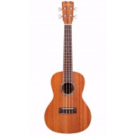 Cordoba Model 15CM Concert Size All Mahogany Natural Satin Finish Ukulele