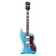 Guild T-Bird ST P-90 Electric Guitar Rosewood Fingerboard Pelham Blue with