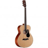 Alvarez Artist Series ABT60 Solid Spruce Top Baritone Guitar Natural Finish