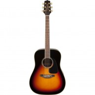 Takamine GD51-BSB 6 String Dreadnought Acoustic Guitar in Brown Sunburst Fi
