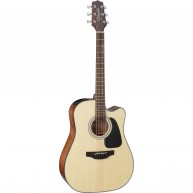 Takamine GD30CE-NAT 6 String Dreadnought Acoustic Electric Guitar Natural