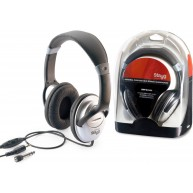 "Stagg SHP-2300H Hi-Fi Stereo Headphones, Dynamic Type, ""Closed Back"" Design"