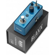 Blaxx by Stagg Model BX-TREMOLO Electric 2 Mode Tremolo Effect Pedal for Gu
