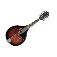 Stagg Model M30 A Style Spruce Top Mandolin in a Redburst Finish