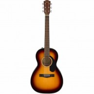 Fender CP-60S Sunburst Acoustic Parlor Guitar, Walnut Fingerboard #09701200