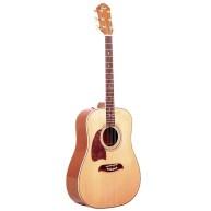 Oscar Schmidt Model OG2NLH - Acoustic Dreadnought Size Left Handed Guitar