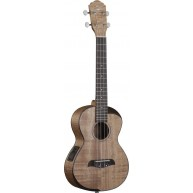 Oscar Schmidt OU800TE -  Tenor A/E Ukulele, Flame Maple Top,Back & Sides