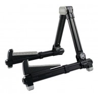 Fat Boy FBG-108BK Portable A-Frame Stand for Guitars, Mandolins, Ukuleles &