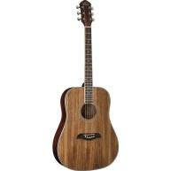 Oscar Schmidt OG2KOA-A Dreadnought Size Koa Top Acoustic Guitar - CITES Saf