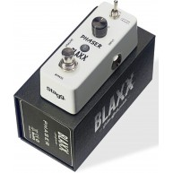 Blaxx by Stagg Model BX-PHASER Electric Guitar Phaser Effect Pedal