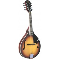 Oscar Schmidt Model OM10-O A-Style Spruce Top Sunburst Acoustic Mandolin -