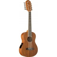 Oscar Schmidt Model OU28TE 8 String Tenor Size All Mahogany Acoustic Electr