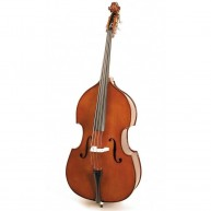 Stentor 1950/I Student 1/16 Size Double Bass Outfit w/Cover and Bow - MAKE