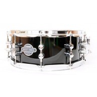 Sonor SEF 1455 Select Force 7 Layered Maple Snare Drum 14 x 5.5 Piano Black