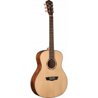 Washburn WLO10S Woodline Series Orchestra Size Solid Spruce Acoustic Guitar