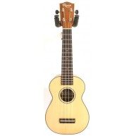 Ohana Model SK-16C Soprano Size Spruce Top Birch B&S Acoustic Ukulele - NEW