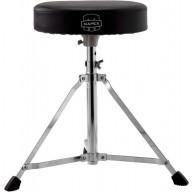 Mapex Storm Chrome Round Top Drum Throne MODEL # T400 - For Drummers to sit