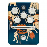 Orange Kongpressor Analog Class A Electric Guitar Compression Effect Pedal