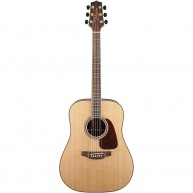 Takamine G Series GD93 Solid Spruce Top Dreadnought Acoustic Guitar in Natu
