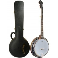 Gold Tone OB-150 Orange Blossom Five String Masterclone Banjo w/ Hardshell