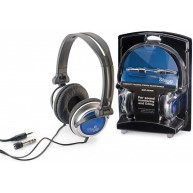 Stagg Model SHP-2200H DJ/Monitor Stereo Wired Headphones ROHS Compliant