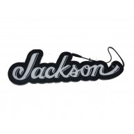 Jackson Guitars Logo LED Light Up Display Store Sign with Power Supply 18x6