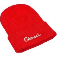 Charvel Guitars Embroidered Logo Beanie in Red - #0992324000