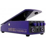 Ernie Ball Purple Expression Tremolo Pedal for Electric Guitar Model #6188