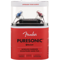 Fender Puresonic High Quality Bluetooth Wireless Earbuds 6889000000