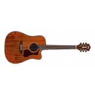 Guild D-120CE Acoustic Electric Dreadnought Solid Top Guitar w/bag - Blem #