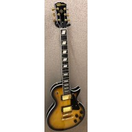 Effin Guitars LessKustom/TS Deluxe Tobacco Sunburst Custom Electric LP Guit