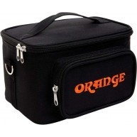 Orange Amplifiers Padded Carrying Bag with Pocket for Micro Terror Series H