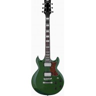 Ibanez Model AX120MFT Metallic Forest Green AX Series Electric Guitar NEW 2