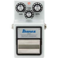 Ibanez BB9 Bottom Booster 9 Series Overdrive Stomp Pedal with True Bypass